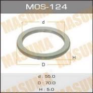 Кольцо глушителя MOS124, 70х55х5мм MASUMA (71112)