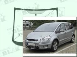 Лобовое стекло Ford S-MAX 2006-2015 (1st Gen) молд. (Зеленоватый оттенок, атермальное, Бpeнд:Benson)