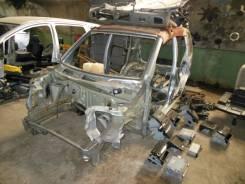 Лонжерон. Mitsubishi eK-Wagon, H82W Двигатель 3G83