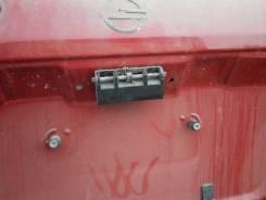 Ручка открывания багажника. Nissan X-Trail, NT30 Двигатель QR20DE