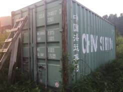 Продам контейнер склад 20 футов в отс. проезд Сосновый 1, р-н Ленинский, 16,0кв.м.