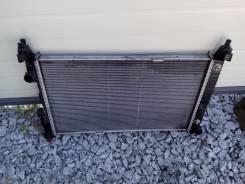 Радиатор охлаждения двигателя. Mercedes-Benz A-Class, W169