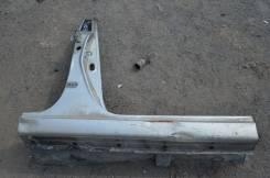Порог пластиковый. Toyota Corolla, ZZE121