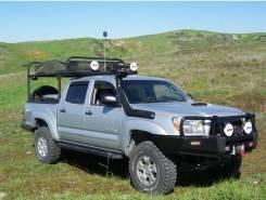 Шноркель. Toyota Tacoma, TRN225, TRN245, GRN265, GRN245, GRN225, TRN265, TRN220, TRN240, GRN270, TRN260, GRN250 Двигатели: 2TRFE, 1GRFE