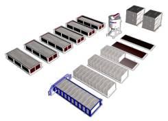 Оборудование для производства газобетонных блоков. Под заказ