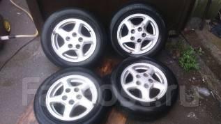 Колеса Toyota 195/65r14. 6.0x14 5x114.30 ET45