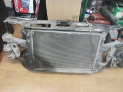 Радиатор охлаждения двигателя. Audi A4