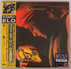 Electric Light Orchestra / Discovery Japan MINI LP BLU-SPEC CD2