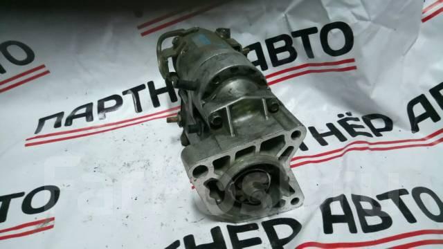 Стартер. Toyota Estima Lucida, CXR21, CXR10, CXR11, CXR20 Toyota Estima Emina, CXR21, CXR20, CXR11, CXR10 Двигатели: 3CTE, 3CT