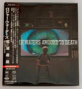 Roger Waters / Amused To Death Japan SACD Limited Release