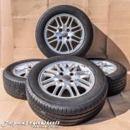 Ford R15 / Toyo Nanoenergy + Bridgestone Playz PZ-X 195/60R15 лето 7мм. 6.0x15 4x108.00 ET52 ЦО 63,3мм.