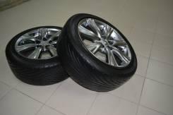 Комплект колес. 7.5x17 5x114.30 ET45 ЦО 60,0мм.