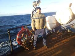Матрос-рыбообработчик. Среднее образование, опыт работы 3 месяца
