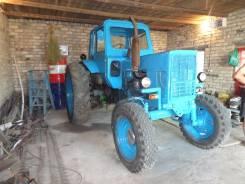 МТЗ 80. Трактор МТЗ-80