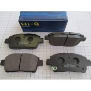 Колодки тормозные передние lifan x50