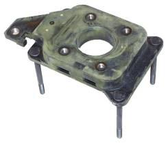 Подушка карбюратора ля audi, volkswagen golf 1,0-1,3 (82-85г)