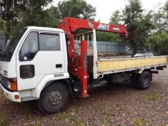 Mitsubishi Fuso. Эвакуатор Mitsubishi fuso, 6 500 куб. см., 5 000 кг.