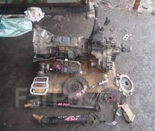 Механическая коробка переключения передач. Mitsubishi Pajero, V23W Двигатель 6G72