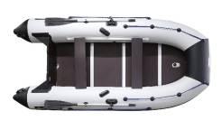 Надувная ПВХ лодка PM 340 CL, моторно-гребная, килевая. Год: 2016 год, длина 3,40м., двигатель подвесной, 20,00л.с., бензин