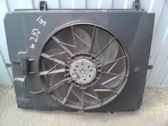 Вентилятор охлаждения радиатора. Mercedes-Benz E-Class, W210 Двигатель M112