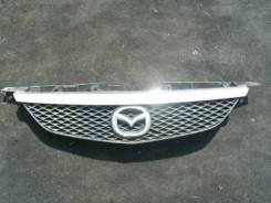 Решетка радиатора. Mazda Familia, BJ5P Двигатель ZL