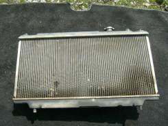 Радиатор охлаждения двигателя. Mazda Familia, BJ5P Двигатель ZL
