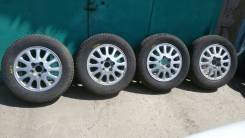 Продам  4  колеса  R15.205.65.
