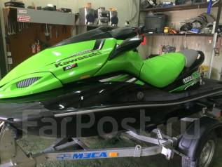 Kawasaki Ultra 300 X. 300,00л.с., Год: 2011 год