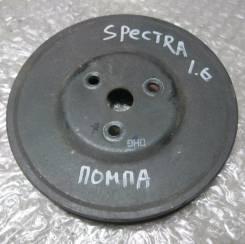Шкив помпы. Kia Carens Kia Rio Kia Spectra