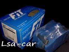 Колодка тормозная. Honda Fit Aria, GD6 Honda Fit, GD1 Двигатель L13A