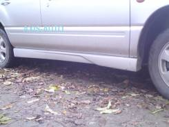 Порог пластиковый. Subaru Forester, SF5, SF9