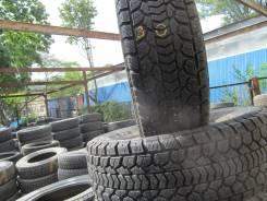 Dunlop Grandtrek SJ5. Зимние, без шипов, 2001 год, износ: 20%, 4 шт