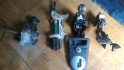 Консоль центральная. Nissan X-Trail Двигатели: QR25DE, M9R110