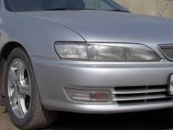 Накладка на фару. Toyota Carina ED, ST200