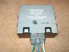 Блок управления дверями. Toyota Regius Ace, LH103, KZH106, LH113, RZH101, LH119, KZH100, KZH110, KZH116 Двигатели: 1KZTE, 3L, 2RZE