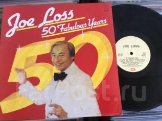 JAZZ! ДЖО ЛОСС / JOE LOSS - 50 Fabulous Years - UK LP 1980