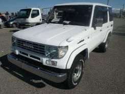 Toyota Land Cruiser Prado. KZJ78, 1KZ