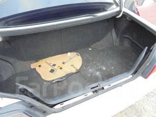 Обшивка багажника. Toyota Chaser, JZX105 Двигатель 1JZGE