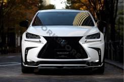 Обвес кузова аэродинамический. Lexus NX200t Lexus NX300h. Под заказ
