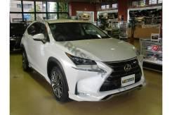 Обвес кузова аэродинамический. Lexus NX200t, AGZ10, AGZ15 Двигатель 8ARFTS. Под заказ