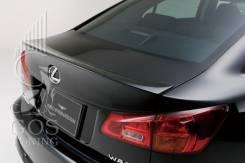 Спойлер. Lexus IS250