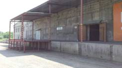 Складские, производственные помещения 150-1100м2., открытая площадка. 2 500 кв.м., улица Производственная, р-н Железнодорожный