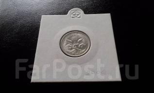 Австралия. 5 центов 2006 года. Фауна.