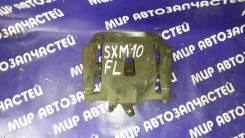 Суппорт тормозной. Toyota Ipsum, SXM10G, SXM15, SXM10, CXM10 Toyota Gaia, SXM10, CXM10, SXM15 Toyota Picnic, SXM10, CXM10 Двигатели: 3CTE, 3SFE