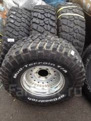 32x11.5R15 BF Goodrich Mud-Terrain KM2 Weds Super Madmaster 6х139,7. 8.0x15 6x139.70 ET-28
