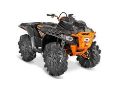 Polaris Sportsman XP 1000. исправен, есть птс, без пробега