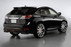 Губа. Lexus RX270 Lexus RX350 Lexus RX450h