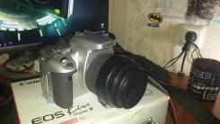 Canon EOS 350D. 10 - 14.9 Мп, зум: 14х и более