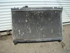 Радиатор охлаждения двигателя. Toyota Camry, ACV35, ACV31, ACV30 Двигатели: 2AZFE, 1AZFE