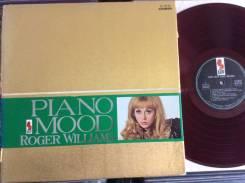 JAZZ! Роджер Вильямс / Roger Williams - Piano Mood - JP LP RED
